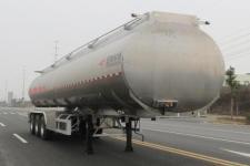 特运12.5米33.5吨3轴铝合金食用油运输半挂车(DTA9402GSY)
