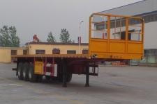 同强11米34吨3平板运输半挂车