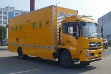 国五东风天锦500KW移动应急抢修电源车厂家直销 价格最低