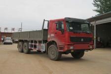 豪沃牌ZZ2257N5857E1X型越野載貨汽車