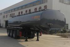 特运9.9米30.5吨3轴供液半挂车(DTA9403GGY)
