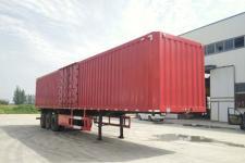 莊宇12.5米31.5噸3軸廂式運輸半掛車(ZYC9400XXYA)