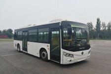 8.5米福田BJ6851EVCA-18純電動城市客車圖片