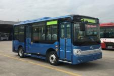 6.5米|10-17座金龙纯电动城市客车(XMQ6650AGBEVL1)