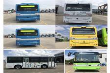 金龙牌XMQ6650AGBEVL1型纯电动城市客车图片4