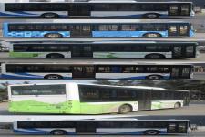 宇通牌ZK6125BEVG55型纯电动城市客车图片2