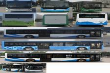 宇通牌ZK6125BEVG55型纯电动城市客车图片3