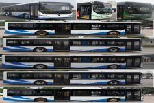 宇通牌ZK6125BEVG55型纯电动城市客车图片4