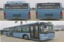 金龙牌XMQ6106AGBEVM3型纯电动城市客车图片2