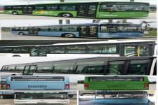金龙牌XMQ6106AGBEVM3型纯电动城市客车图片4