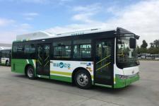 金龙牌XMQ6802AGBEVM1型纯电动城市客车图片