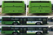 金龙牌XMQ6802AGBEVM1型纯电动城市客车图片4