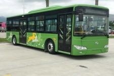10.5米|19-40座金龙纯电动城市客车(XMQ6106AGBEVL24)