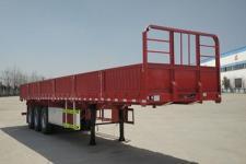 汇多通12米33.5吨3轴栏板半挂车(TJH9400)