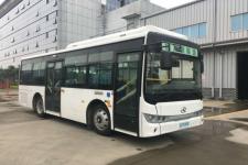 8米|13-27座金龙纯电动城市客车(XMQ6802AGBEVL13)