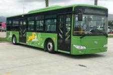 金龙牌XMQ6106AGBEVL25型纯电动城市客车图片