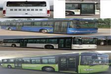金龙牌XMQ6106AGBEVL25型纯电动城市客车图片2