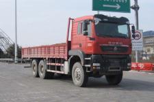 豪沃ZZ2257V455GE1越野載貨汽車