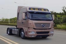 大运单桥牵引车450马力(CGC4180D5ZAQG)