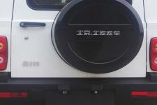 北京牌BJ6330CA41BEV型纯电动运动型乘用车图片4