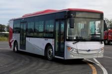 10.5米开沃纯电动低入口城市客车