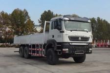 豪沃越野载货汽车(ZZ2257V585GE1JX)