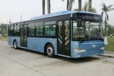 10.5米|19-40座金龙纯电动城市客车(XMQ6106AGBEVL26)