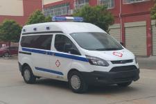 国六福特新全顺V362救护车 厂家直销