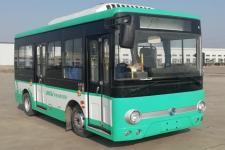 6米 10-16座东风纯电动城市客车(DFA6600GBEV1)