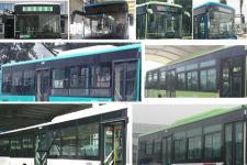 金龙牌XMQ6127AGBEVL8型纯电动城市客车图片3
