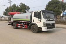 國六東風30米8噸噴霧灑水車抑塵車廠家直銷價格