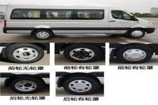 江淮牌HFC6601K1HS型轻型客车图片2