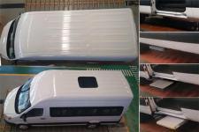 江淮牌HFC6601K1HS型轻型客车图片3