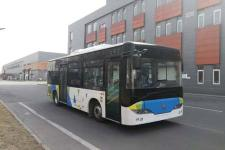8.1米 13-24座黄河纯电动城市客车(JK6806GBEVQ5)