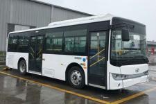 8.5米|15-30座金龙纯电动城市客车(XMQ6850AGBEVL17)