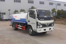 國六東風新款5噸綠化噴灑車
