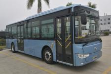 10.5米|19-40座金龙纯电动城市客车(XMQ6106AGBEVL28)