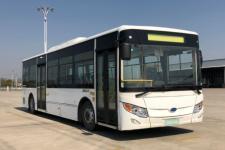 10.5米开沃纯电动城市客车