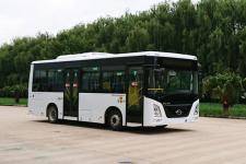 8.1米|12-25座长江纯电动城市客车(FDE6810PBABEV01)