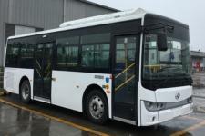 8.5米|15-30座金龙纯电动城市客车(XMQ6850AGBEVL20)