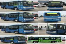 金龙牌XMQ6650AGBEVL4型纯电动城市客车图片2