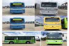 金龙牌XMQ6650AGBEVL4型纯电动城市客车图片3
