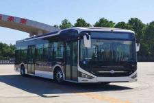 10.5米|20-38座中通纯电动低入口城市客车(LCK6106EVGRA1)