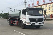 国六东风专底12方园林绿化洒水车多少钱一辆