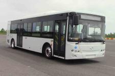 10.5米|14-37座建康纯电动低入口城市客车(NJC6107GBEV)