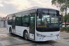 8.5米|15-30座安凯纯电动城市客车(HFF6855G03EV6)