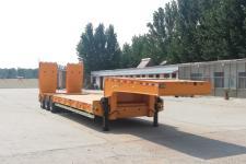 華興江山11.5米26.6噸6軸低平板半掛車(SMW9400TDPXZ)