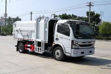 國六東風多利卡8方自裝卸式垃圾車價格