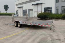 龙挂5米1.4吨2轴中置轴挂车(LGC9021)