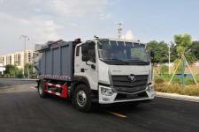 國六福田瑞沃12方壓縮式垃圾車